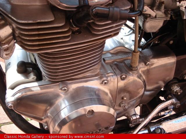 Honda CB 350 K4