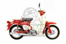 Honda C50L LITTLE CUB 2000 Y JAPAN