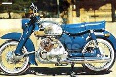 Honda C70 C71 CS71 1958 1959 1960 DREAM GENERAL EXPORT 142532
