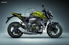 Honda CB1000R ACCES 2009 9