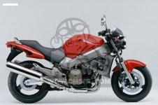 Honda CB1100SF X11 2000 Y ENGLAND