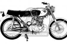 Honda Cb160 Sport 160 1964 Usa Serial Numbers - schematic ...