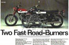 Honda CB250K0 BELGIUM