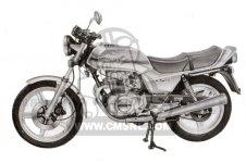 Honda CB250N 1981 B ENGLAND