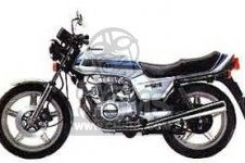 Honda CB250NDC 1983 SUPERDREAM GERMANY - FULL POWER TYPE