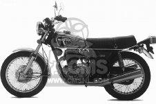 CB360 SPORT 1974 USA