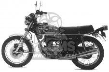 CB360G 1974 USA