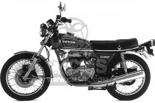 CB360T 1976 USA