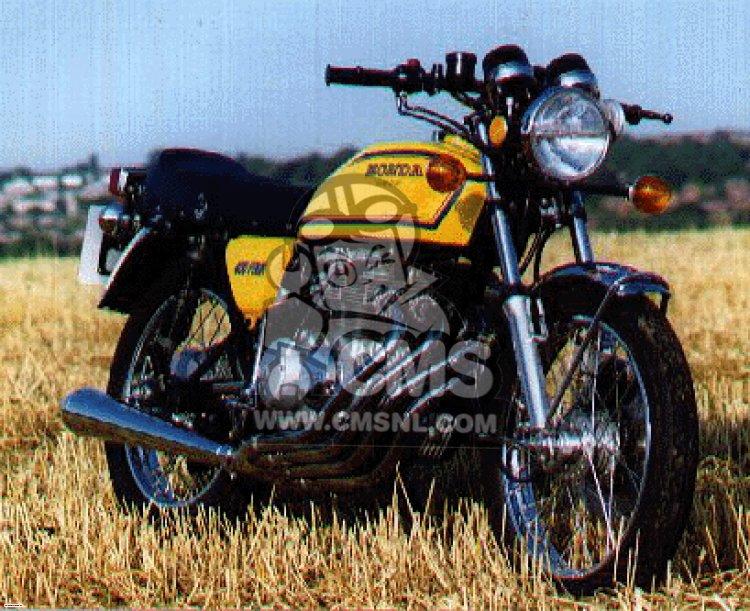 CB400F2 GERMANY