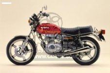 Honda CB400T-I 1978 CANADA