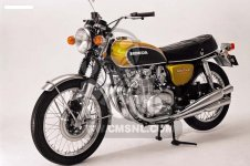 Honda CB500 FOUR K1 GENERAL EXPORT