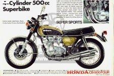 CB500  (FOUR)