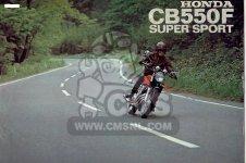 CB550 (FOUR)