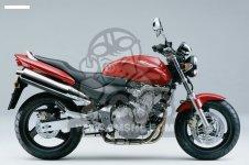 Honda CB600F HORNET 1998 W EUROPEAN DIRECT SALES KPH
