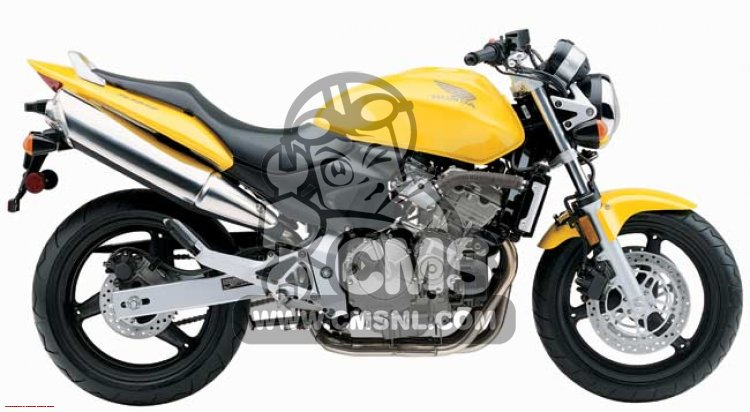 CB600F HORNET 2004 (4) EUROPEAN DIRECT SALES 37K