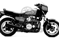 Honda CB700SC 1984 NIGHTHAWK S USA