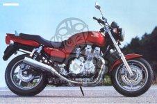 Honda CB750 NIGHTHAWK 1992 N CANADA   MKH