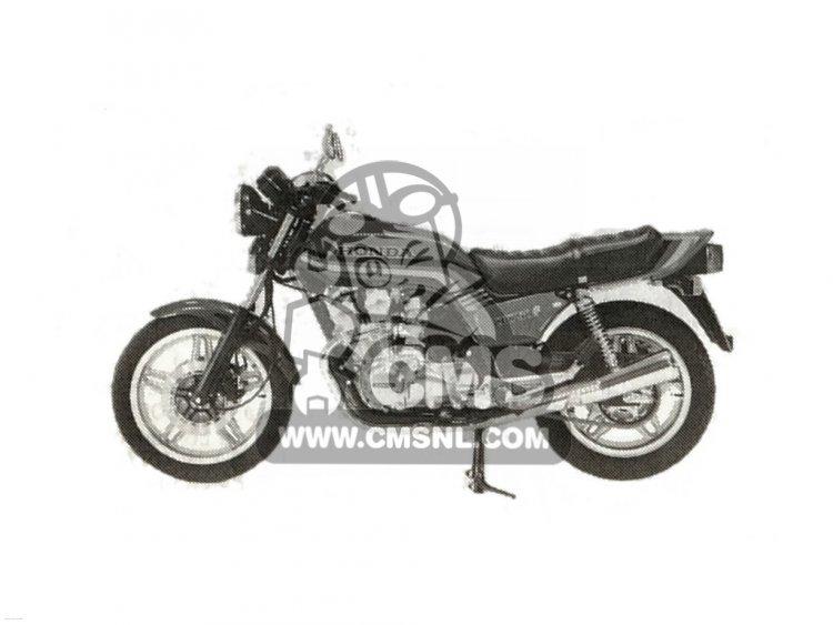 CB750F 1983 (D) ITALY