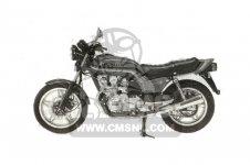 Honda CB750F 1983 D ITALY