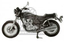 Honda CB750K 1980 A FOUR ENGLAND