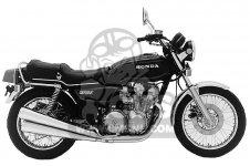 Honda CB750K 750 FOUR K 1979 Z USA