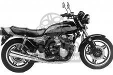 Honda CB900F 900 SUPER SPORT 1981 B USA