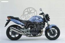 Honda CBF600N 2004 (4) ENGLAND / MPH parts