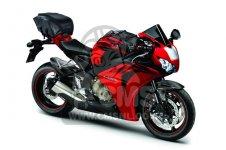 Honda CBR1000RR FIREBLADE ACCESS 2008 8