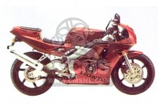 CBR250RR MC22 1994 (R) JAPAN