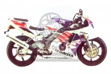 CBR250RR MC22 1994 (R) JAPAN / TYPE 2
