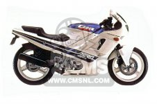 CBR400R 1986 (G) JAPANESE DOMESTIC / NC23-100