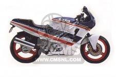 CBR400R 1987 (H) JAPANESE DOMESTIC / NC23-101