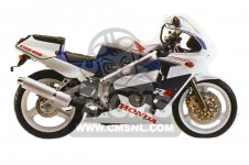 Honda CBR400RR 1989 K JAPANESE DOMESTIC   NC23-109