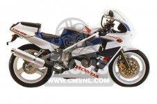Honda CBR400RR 1989 K JAPANESE DOMESTIC   NC23-109