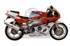 CBR400RR 1990 (L) JAPANESE DOMESTIC / NC29-100