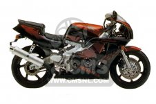 CBR400RR1994 (R) JAPANESE DOMESTIC / NC29-110 TYPE 2