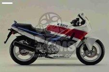 CBR500F 1987 (H) AUSTRIA