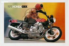 Honda CBX1000 SUPERSPORT 1979 (Z) CANADA parts