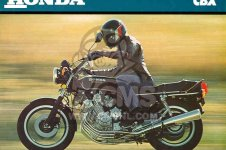 Honda CBX1000 SUPERSPORT 1980 A GENERAL EXPORT   KPH