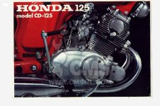 Honda CD125