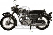Honda CD175 A5 ENGLAND