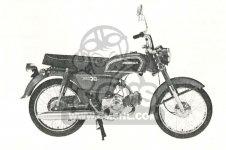 Honda CD70