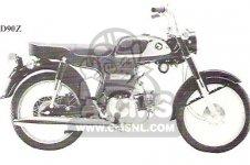 Honda CD90