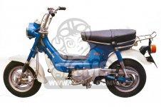 Honda CF70 CHALY parts