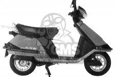 Honda CH80 Części