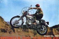 Honda CL250