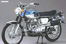 Honda CL250K0 GENERAL EXPORT