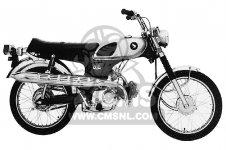CL70 SCRAMBLER 1969 K0 USA