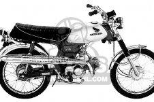 CL70 SCRAMBLER 1970 K1 USA