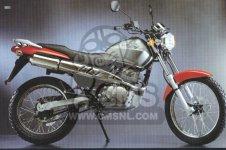 Honda CLR125
